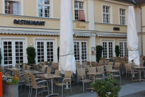 Restaurant & Café Babette Brandenburger Straße Potsdam
