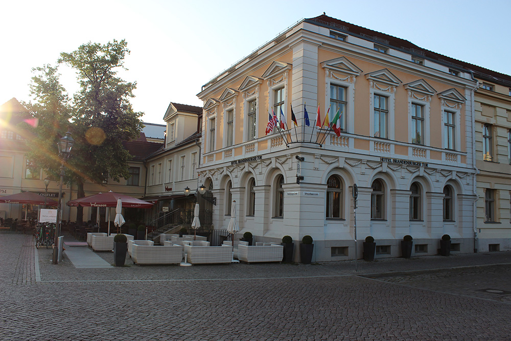 Hotel Brandenburger Tor