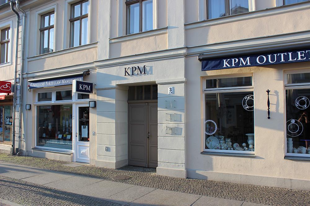 KPM Brandenburger Straße Potsdam
