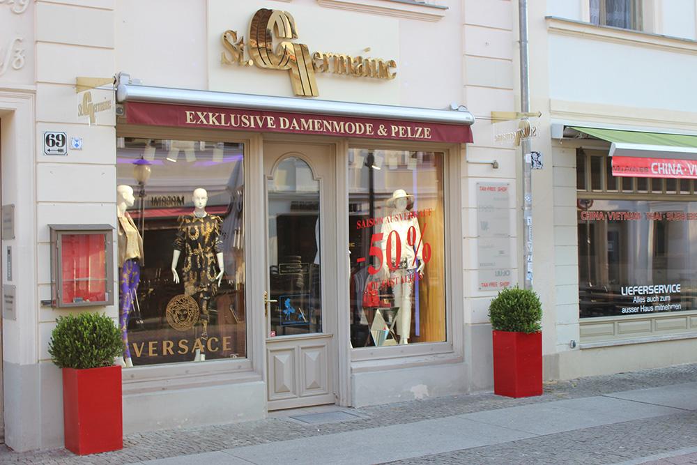 St. Germaine Boutique Brandenburger Straße Potsdam