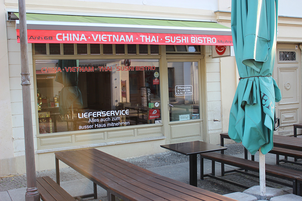 My Anh – Asia Bistro