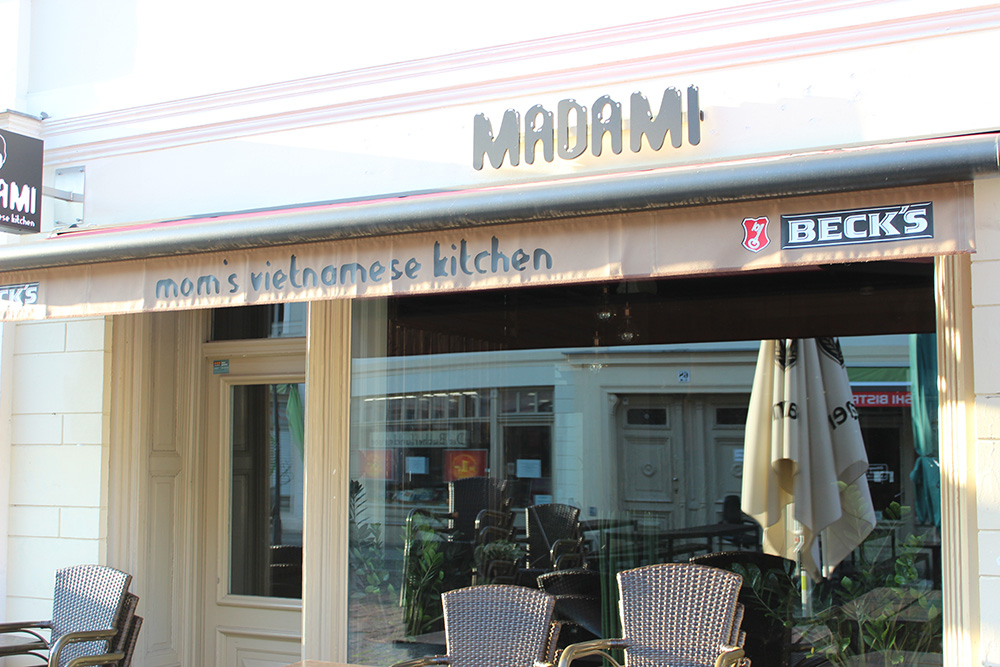 Madami Brandenburger Straße Potsdam