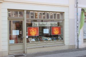 Bücherfundgrube Brandenburger Straße Potsdam