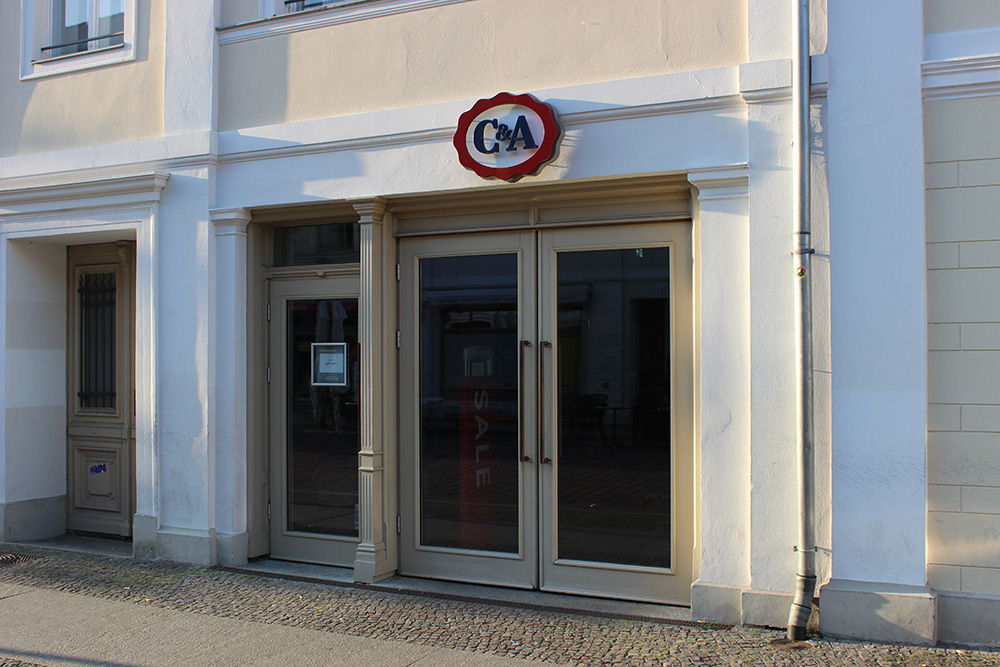 C&A Brandenburger Straße Potsdam