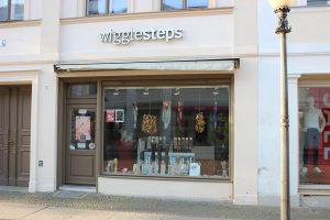Wigglesteps Brandenburger Straße Potsdam