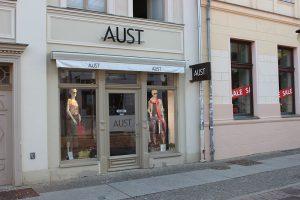 Aust Brandenburger Straße Potsdam