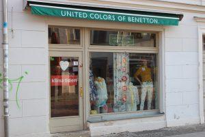 United Colors of Benetton Brandenburger Straße Potsdam