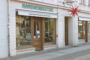 Handwerksstube Dregeno Brandenburger Straße Potsdam