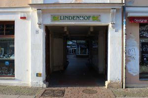 Lindenhof Brandenburger Straße Potsdam