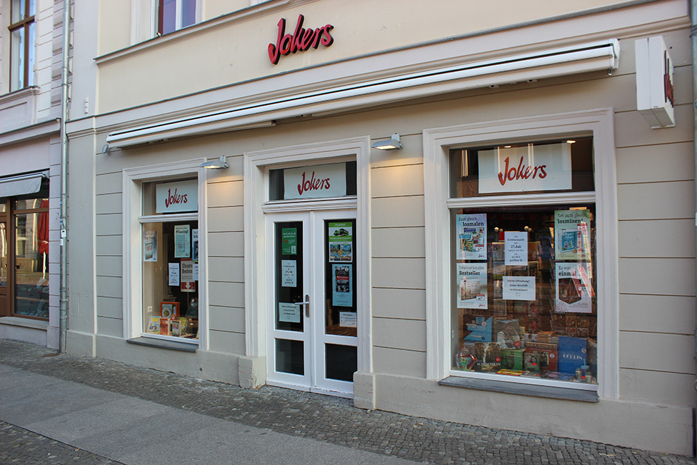 Jokers Brandenburger Straße Potsdam