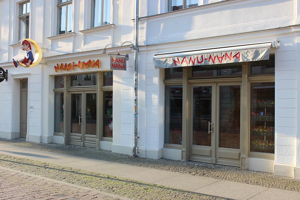 Nanu-Nana Brandenburger Straße Potsdam