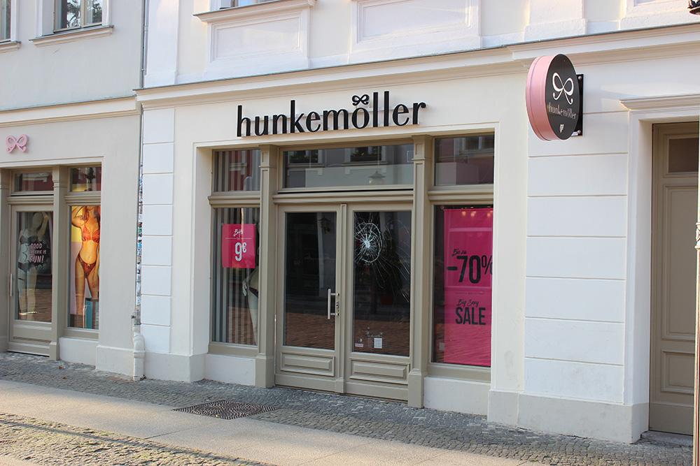 hunkemöller Brandenburger Straße Potsdam