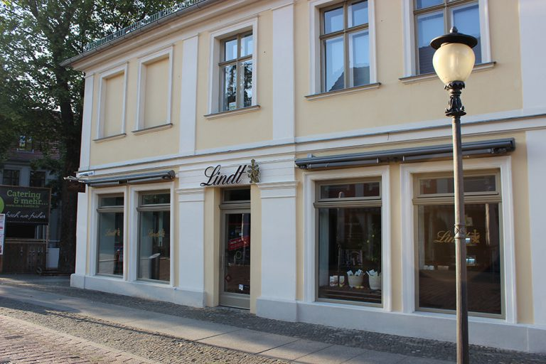 Lindt Brandenburger Straße Potsdam
