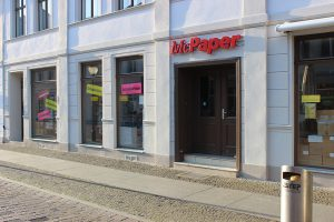 McPaper Brandenburger Straße Potsdam