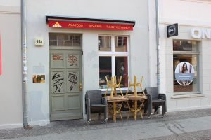 Asia Food Sushi Bar Brandenburger Straße Potsdam