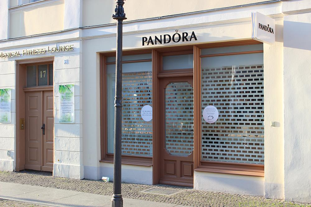 Pandora Brandenburger Straße Potsdam