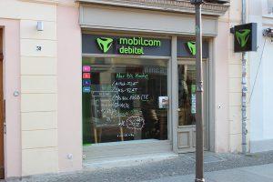 mobilcom debitel Brandenburger Straße Potsdam