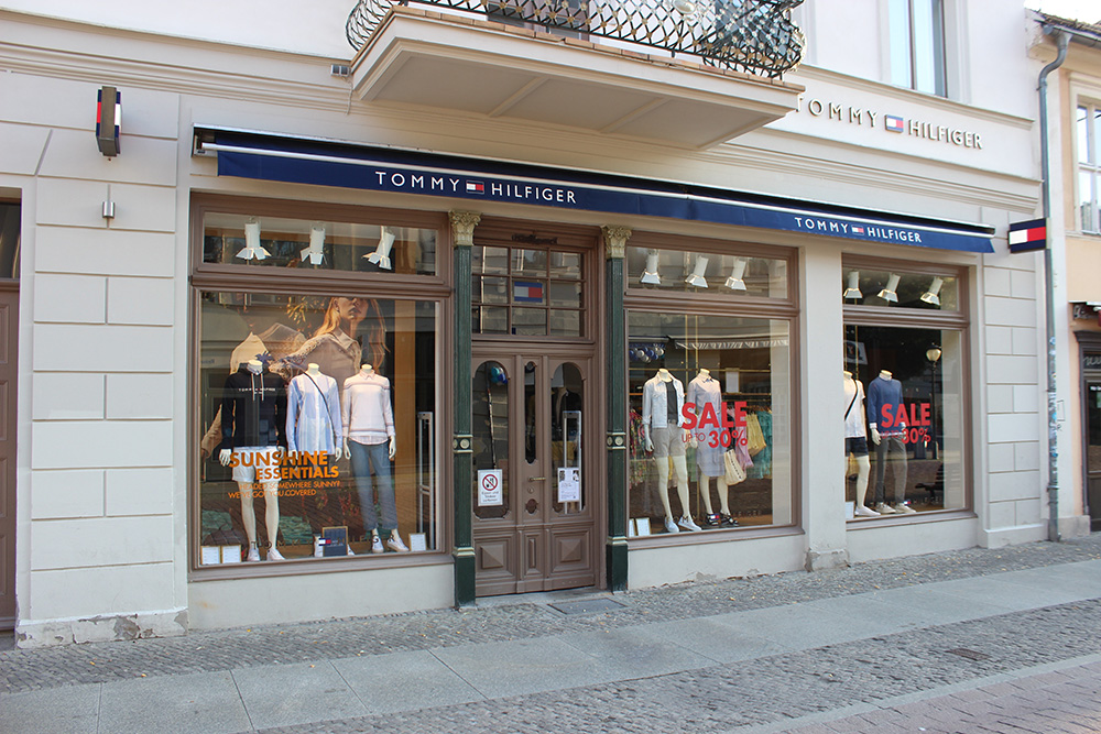 Tommy Hilfiger Brandenburger Straße Potsdam