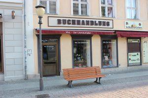 Wist der Literaturladen Brandenburger Straße Potsdam