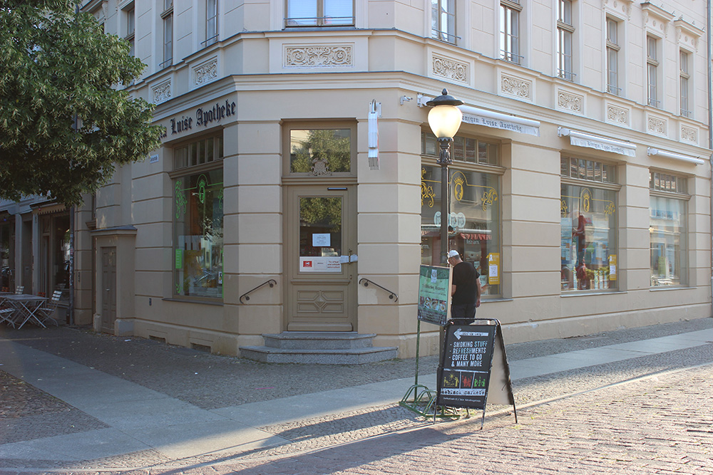 Königin Luise Apotheke Brandenburger Straße Potsdam