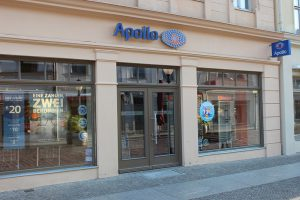 Apollo Brandenburger Straße Potsdam