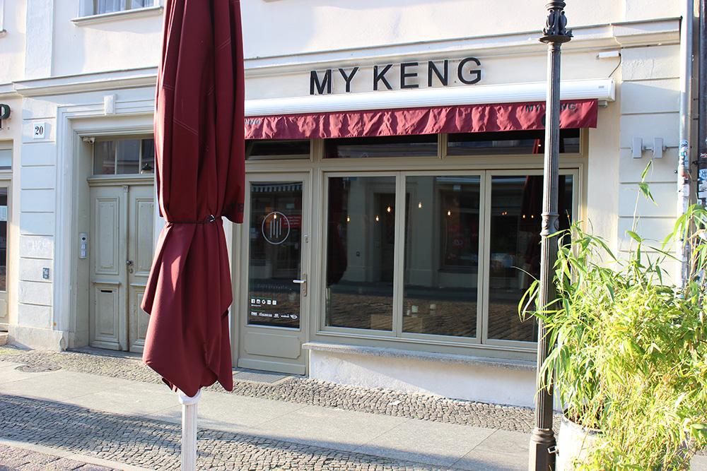 My Keng Brandenburger Straße Potsdam