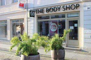 The Body Shop Brandenburger Straße Potsdam