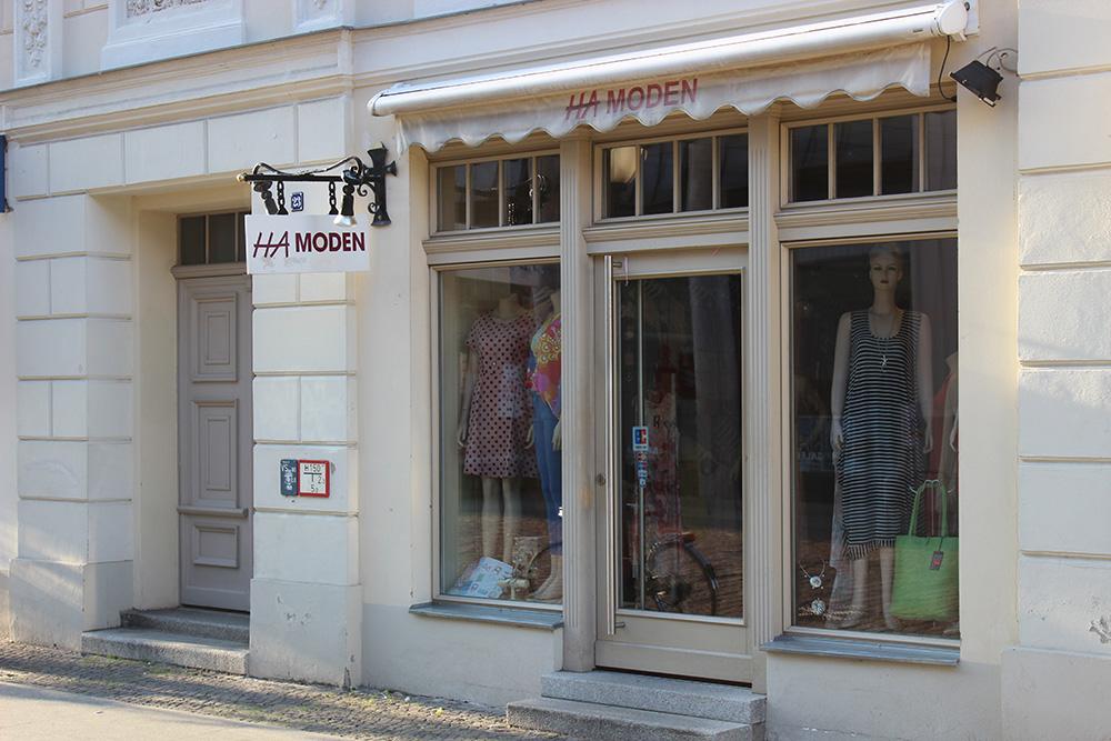 HA Moden Brandenburger Straße Potsdam