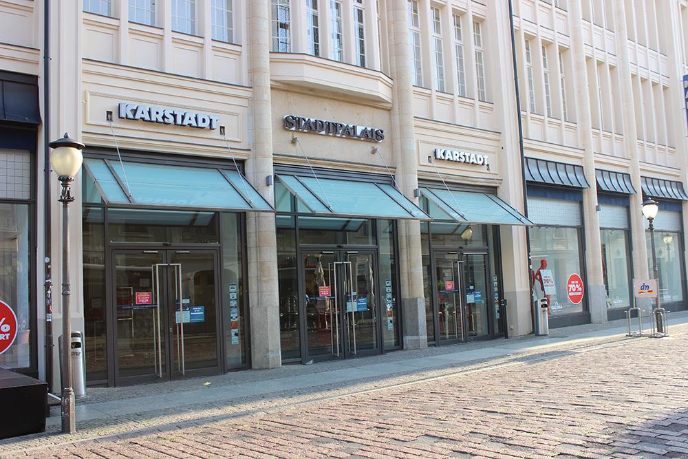 Karstadt Brandenburger Straße