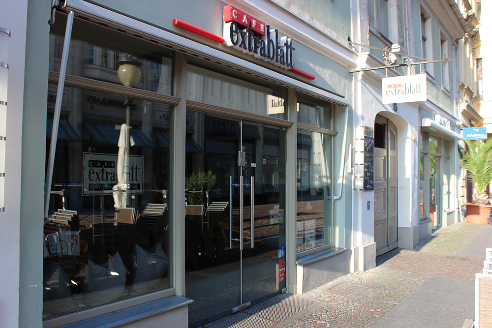 Café Extrablatt Brandenburger Straße Potsdam