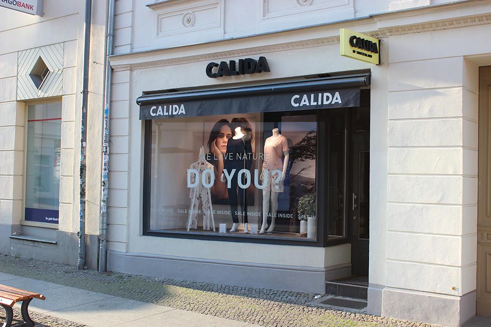 Calida Brandenburger Straße Potsdam