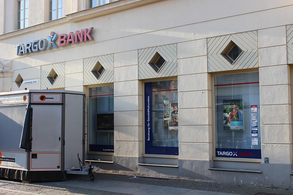 Targobank Brandenburger Straße Potsdam
