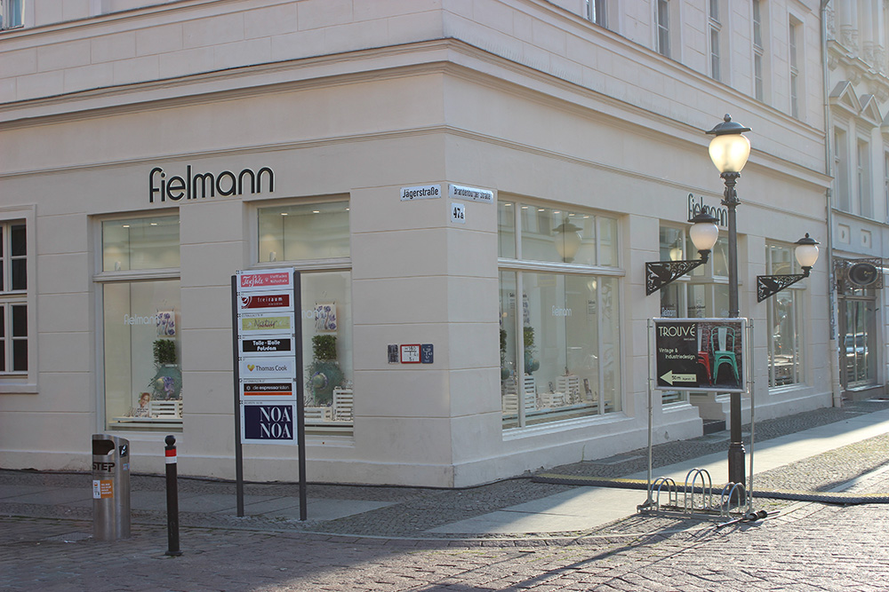Fielmann Brandenburger Straße Potsdam