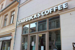 Starbucks Brandenburger Straße Potsdam