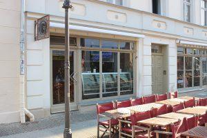 Café Maximilians Brandenburger Straße Potsdam