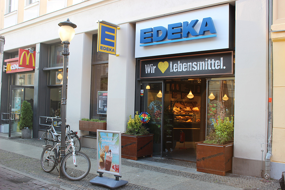 Edeka Brandenburger Straße Potsdam