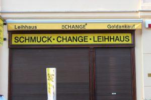 Exchange Brandenburger Straße Potsdam