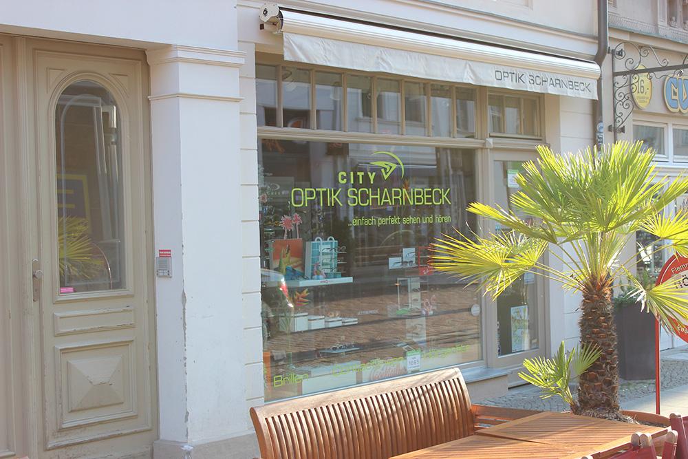 City Optik Scharnbeck Brandenburger Straße Potsdam