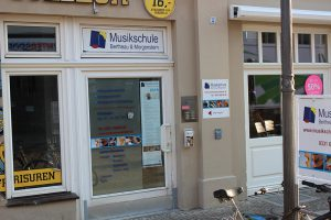 Bertheau und Morgenstern Musikschule Brandenburger Straße Potsdam