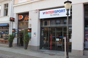Intersport Olympia Brandenburger Straße Potsdam