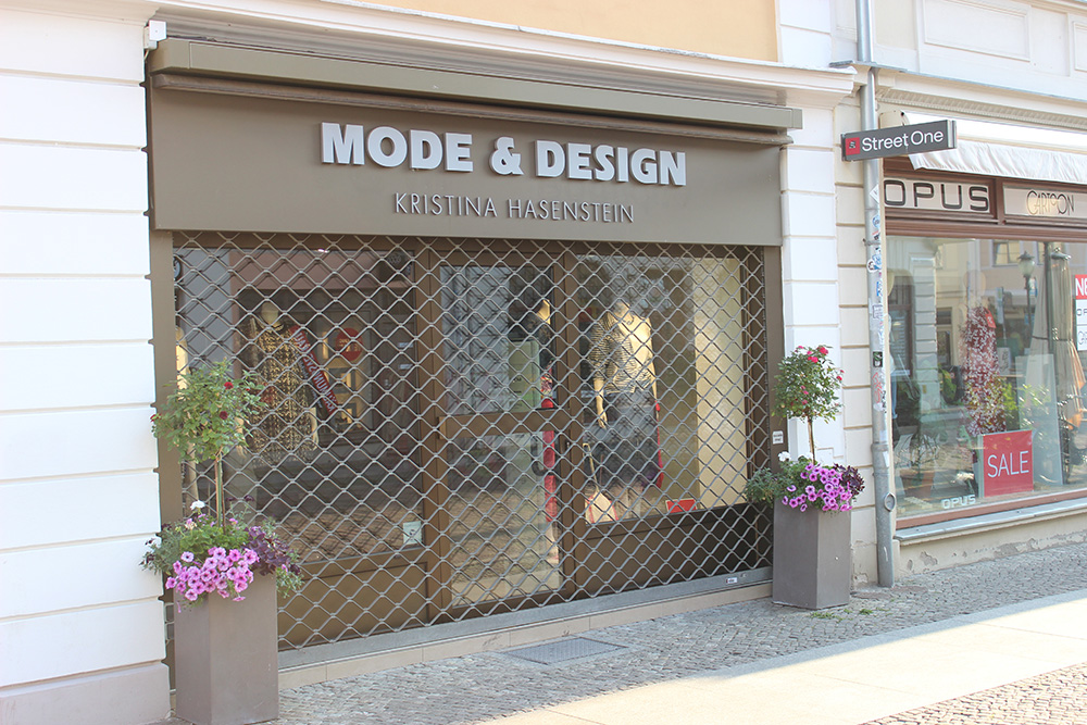 Mode & Design Brandenburger Straße Potsdam