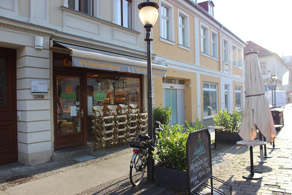 Fahland Brandenburger Straße Potsdam