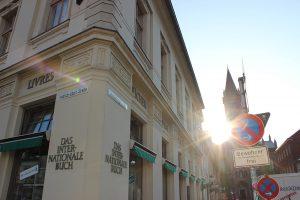 Internationales Buch Brandenburger Straße Potsdam