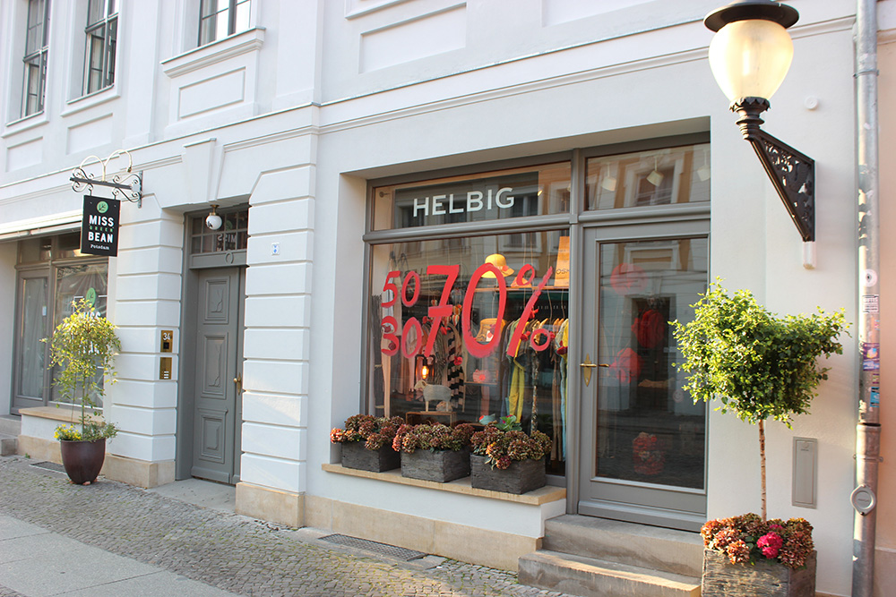 Helbig Brandenburger Straße Potsdam
