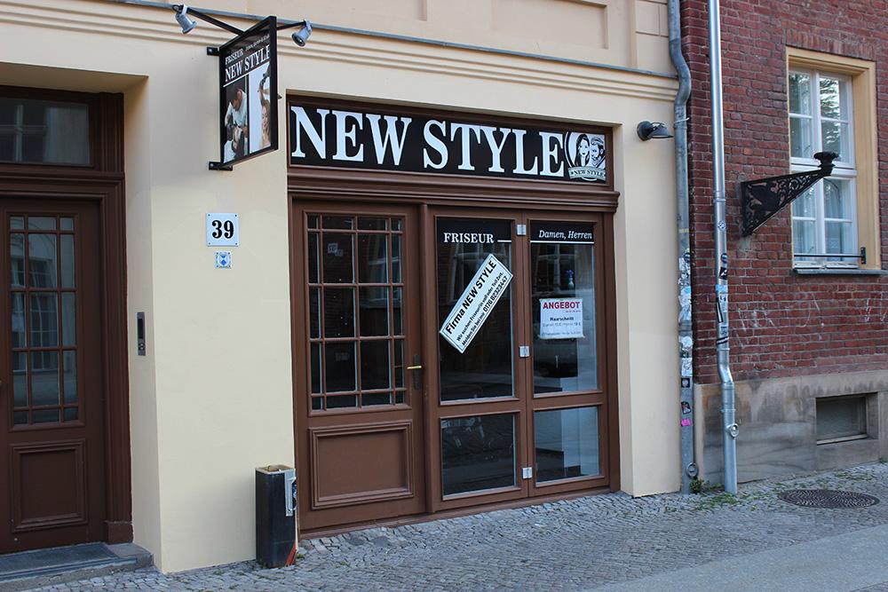 New Style Brandenburger Straße