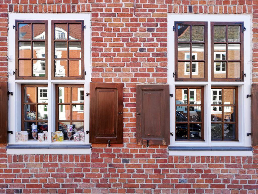Holländisches Viertel Potsdam bei der Brandenburger Straße