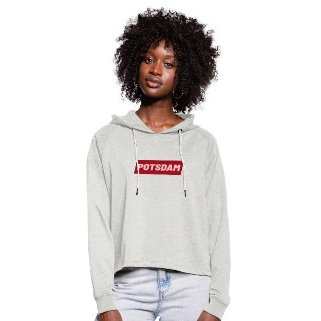 Potsdam Cropped Hoodie