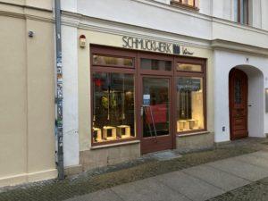 Schmuckwerk Hübener Potsdam