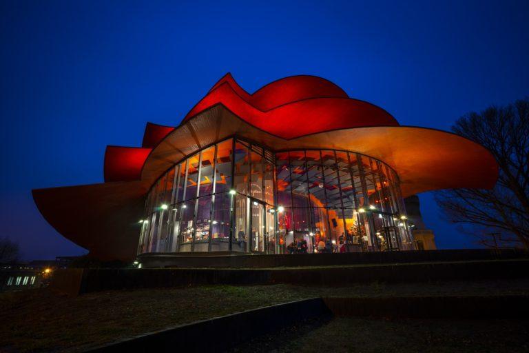 Hans Otto Theater Schiffbauergasse Potsdam