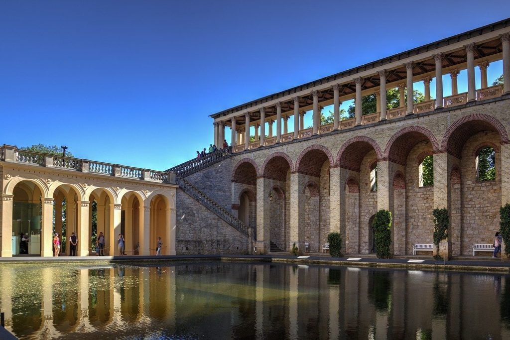 Sehenswürdigkeiten in Potsdam: Belvedere auf dem Pfingstberg